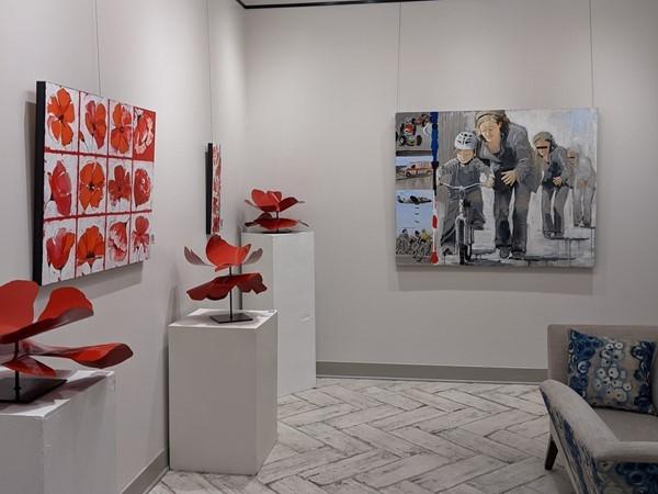 Hotel Indigo's Art Gallery