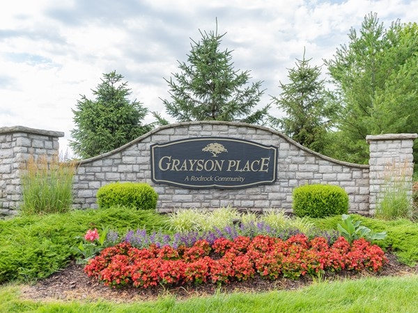 Welcome to Grayson Place in Olathe