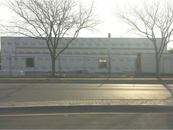 New construction! A renewed promise of prosperity here in Independence!