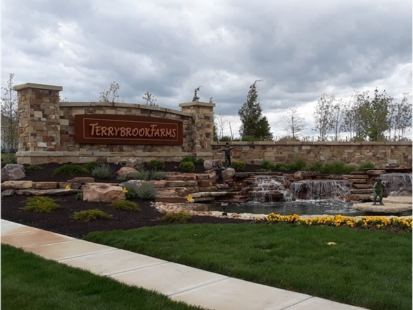 Terrybrook Farms Community in Overland Park