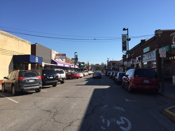 The Aggieville District has something for everyone with a variety of restaurants, shops and bars