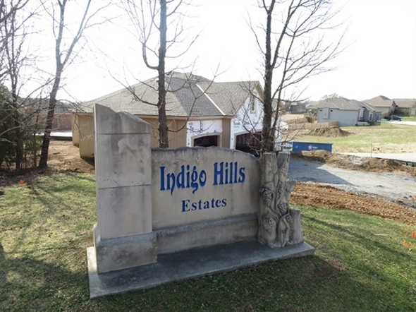 Developments in Indigo Hills Estates are quickly resurrecting. This is a beautiful community