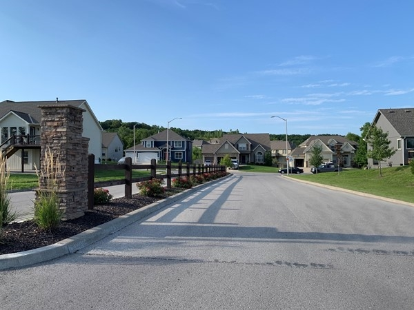 Street view of Carriage Hills North