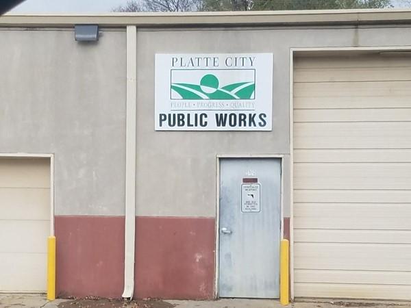 Platte City Public Works