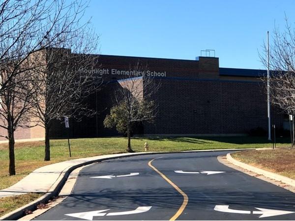 Moonlight Elementary School is within walking distance