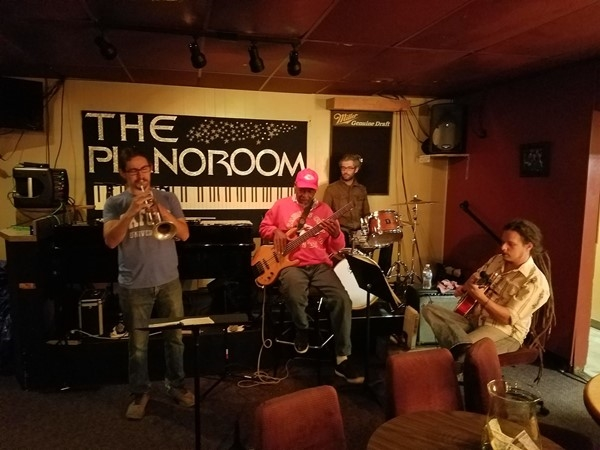 Local talent!  Jazz Jam at Piano Room every Monday! 7:30 p.m. - close