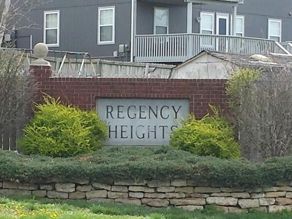 Regency Heights is a wonderful eastern Independence neighborhood.