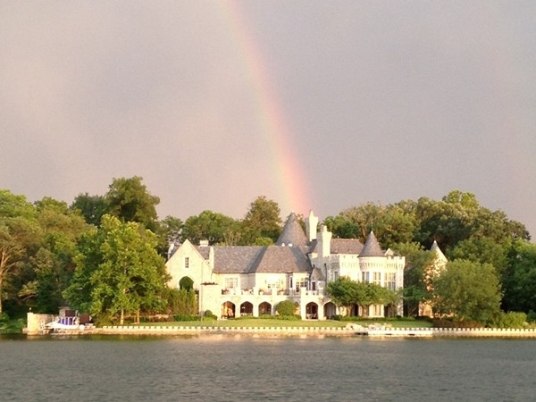 Follow the rainbow to find the home that is right for you in Weatherby Lake