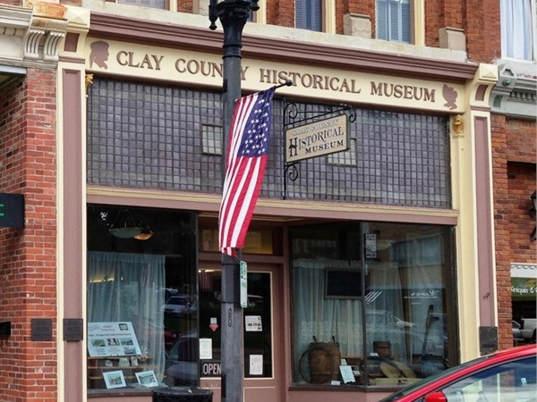 Clay County Historical Museum