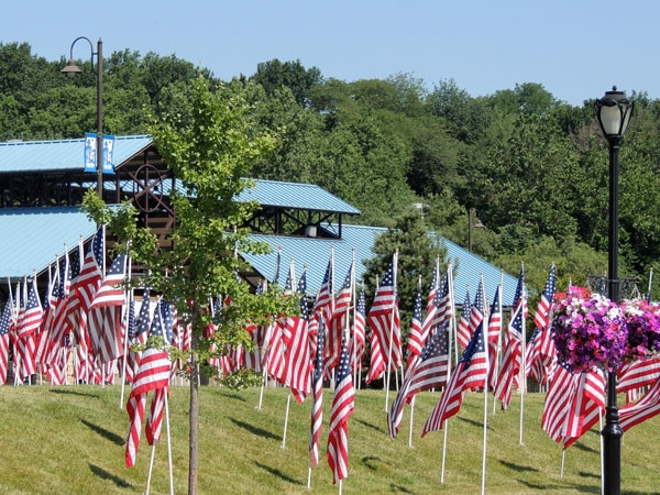 Merriam Market Place: Ready for the 4th of July