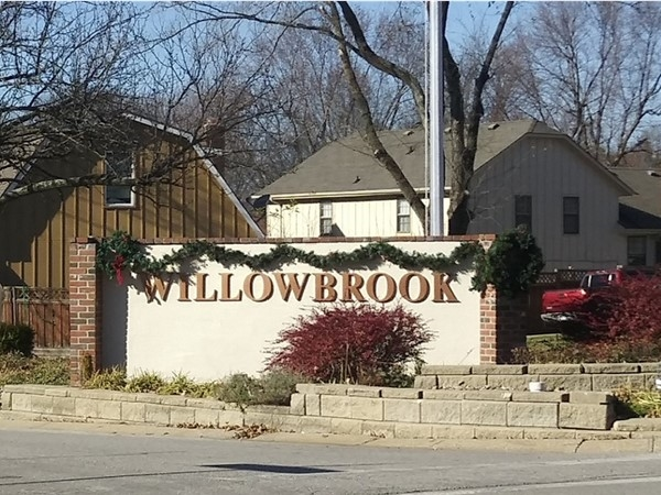 Willowbrook Subdivision is located next to Blue Springs High School