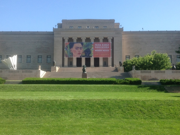 The Nelson-Atkins Museum of Art has an incredible art collection plus frequent special exhibits