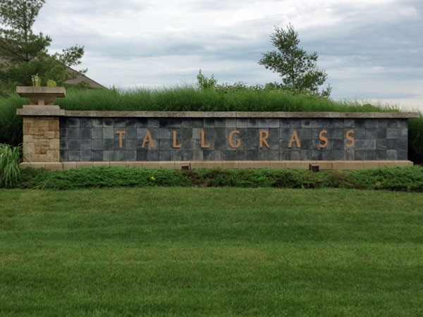 Tallgrass Subdivision Entrance - 163rd & Nall Ave, Just 15 Homesites