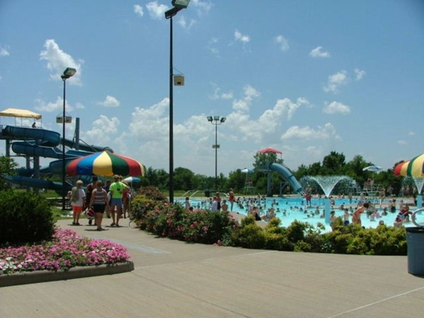 Fun in the sun at the amazing Louisburg Aquatic Center