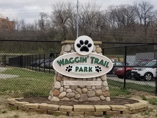 Love this dog park in the heart of NKC