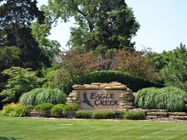 Eagle Creek is a great place to live!