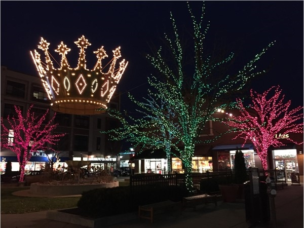 Christmas time at Zona Rosa is a great time of the year