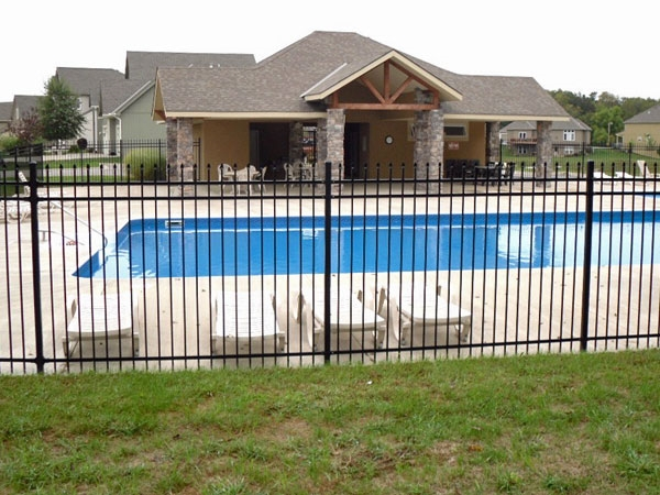 Oakwood Estates subdivision pool