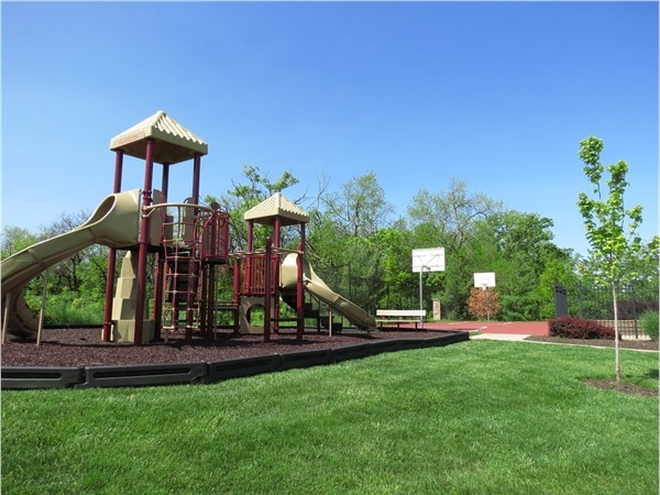 Playground at The Reserve's Amenity Center