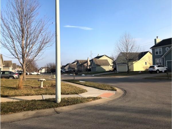 Welcome to Pumpkin Ridge neighborhood