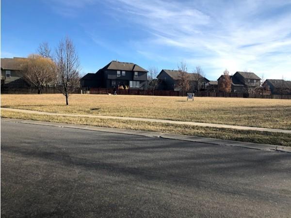 The quiet neighborhood of Plum Creek