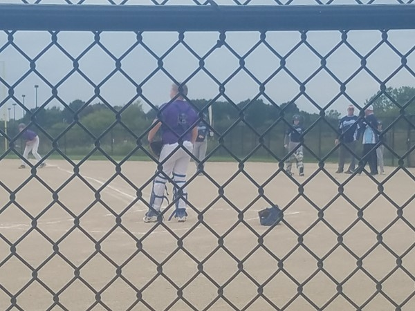 Catching a few competitive league 12u games