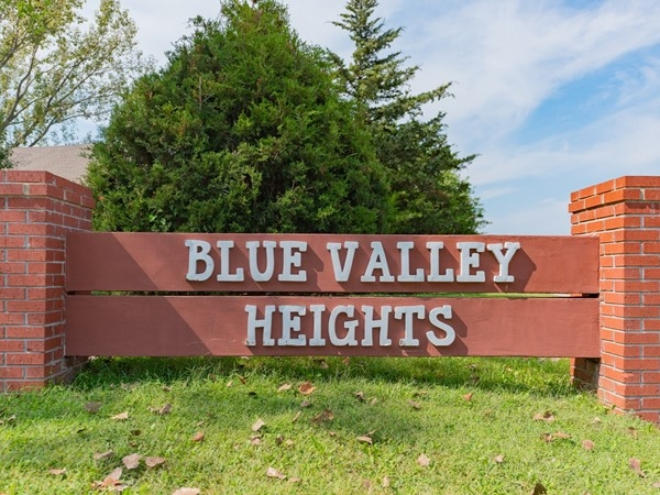 Blue Valley Heights, Stilwell KS - acre plus lots - Blue Valley Schools