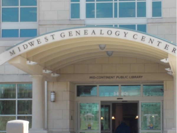 Learn about your history at the Midwest Geneaology Center