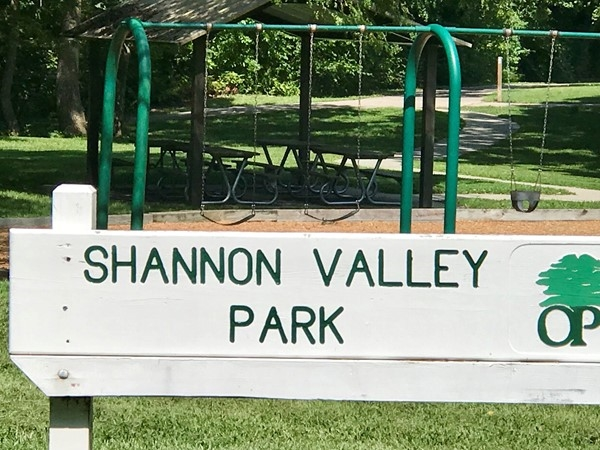 Shannon Valley community play area and green space