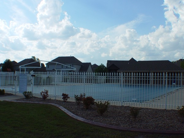 Oaks Ridge Pool
