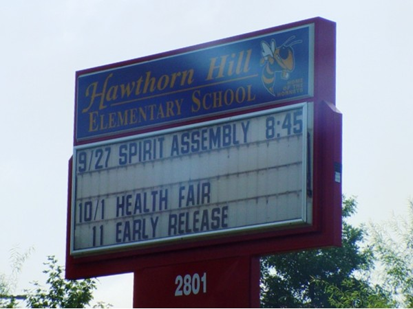 Hawthorne Hills Elementary School