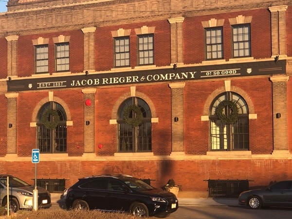 The Rieger Distillery is amazing and one of the coolest place I've been. Find it in the West Bottoms