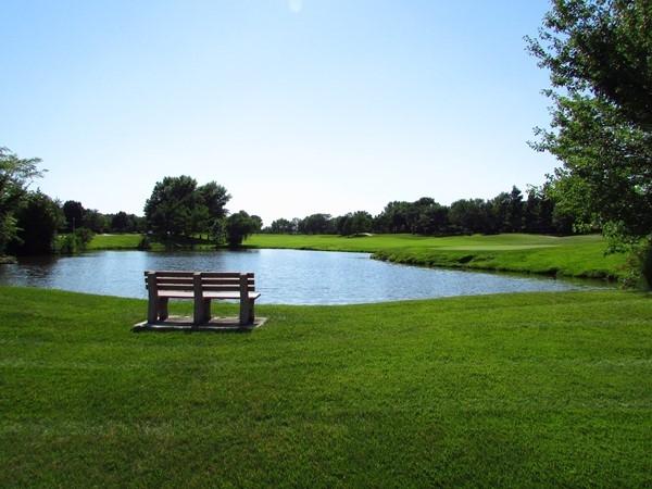 Second Fairway of the award winning Deer Creek Golf Course