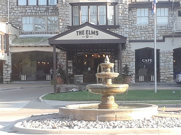 Nothing like the Elms Hotel and Spa