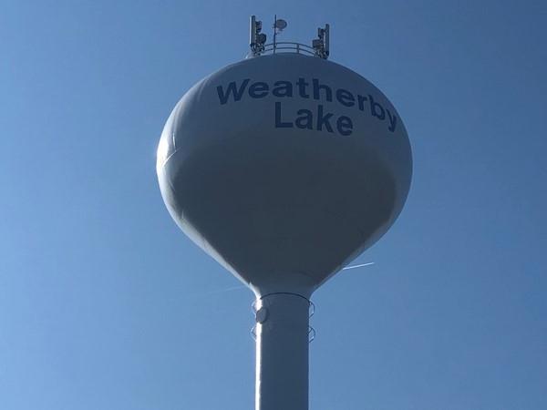 Fabulous community at Weatherby Lake