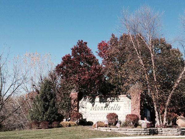 Platte County subdivision