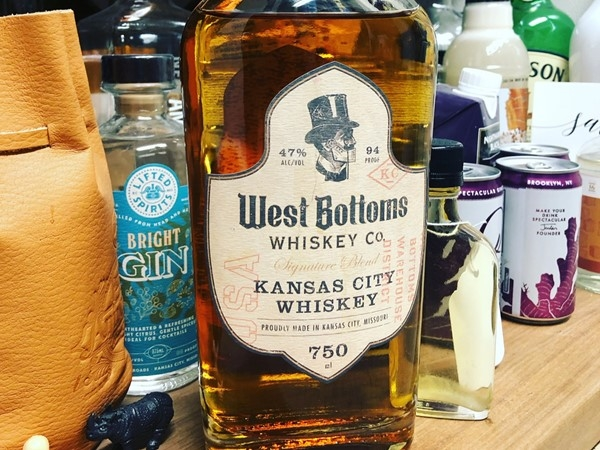 Take a tour of the distilling and bottling plant at West Bottoms Whiskey