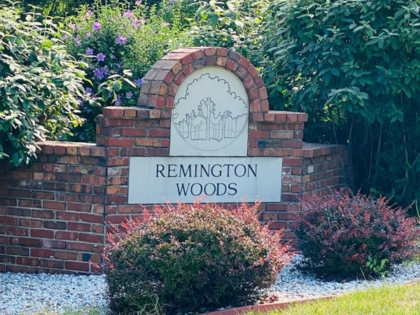 Welcome to Remington Woods