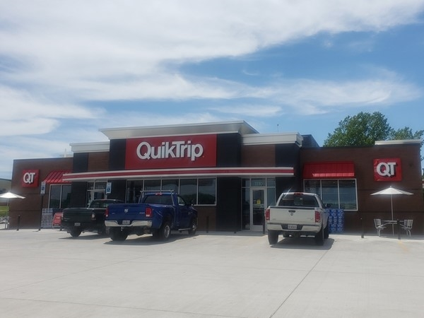 QT is a great place to run into your neighbors