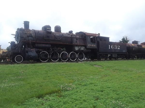 What a train