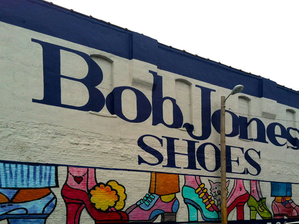 Best place to buy shoes….A KC icon!