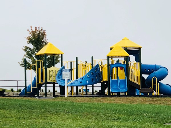 Playground at Century Park