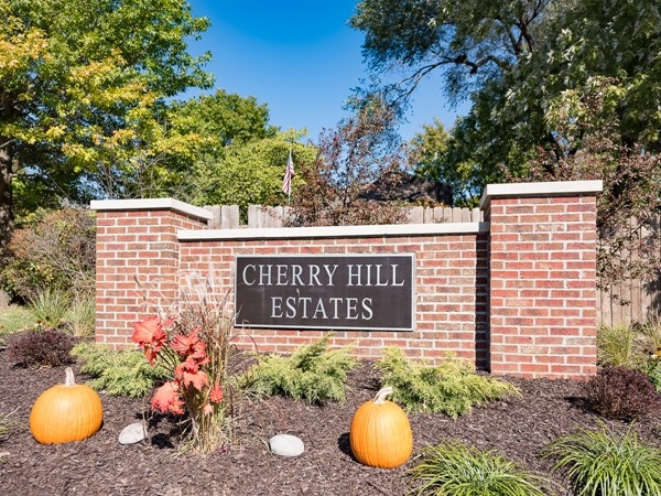 Fall at Cherry Hill