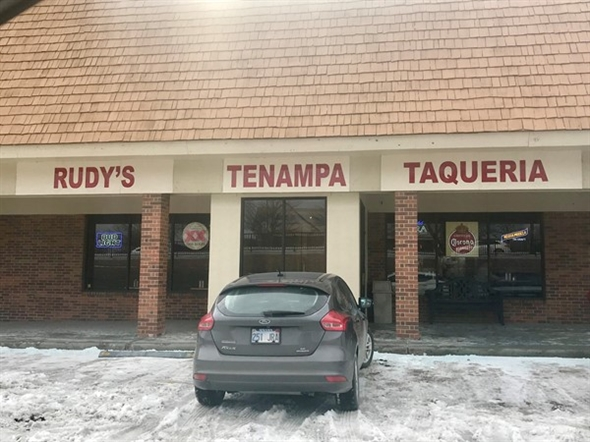 New ~ Rudy's Taqueria in Lenexa