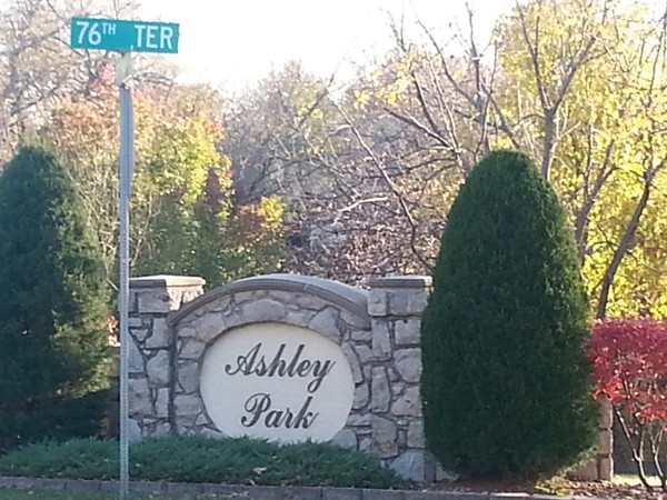 Ashley Park features home prices range $230,000 - 300,000