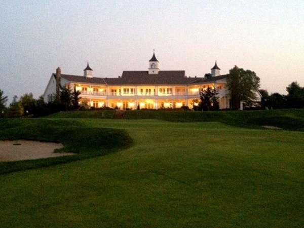 The National Golf Club: Plan a wedding, a dinner party, a corporate event, or simply dinner for two.