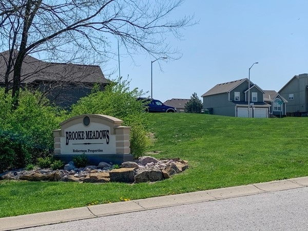 Welcome to Brooke Meadows in Kansas City, Missouri