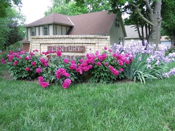 You can't beat springtime in Century Estates