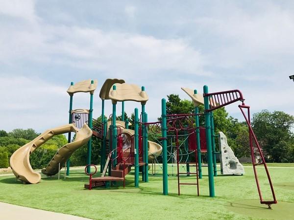 Lakewood playground fun