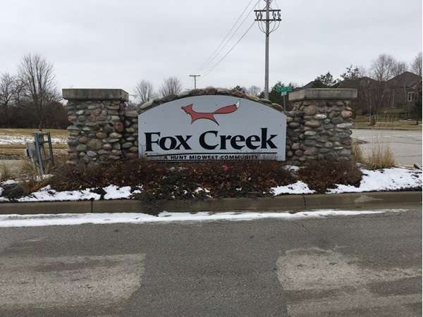 Welcome to Fox Creek